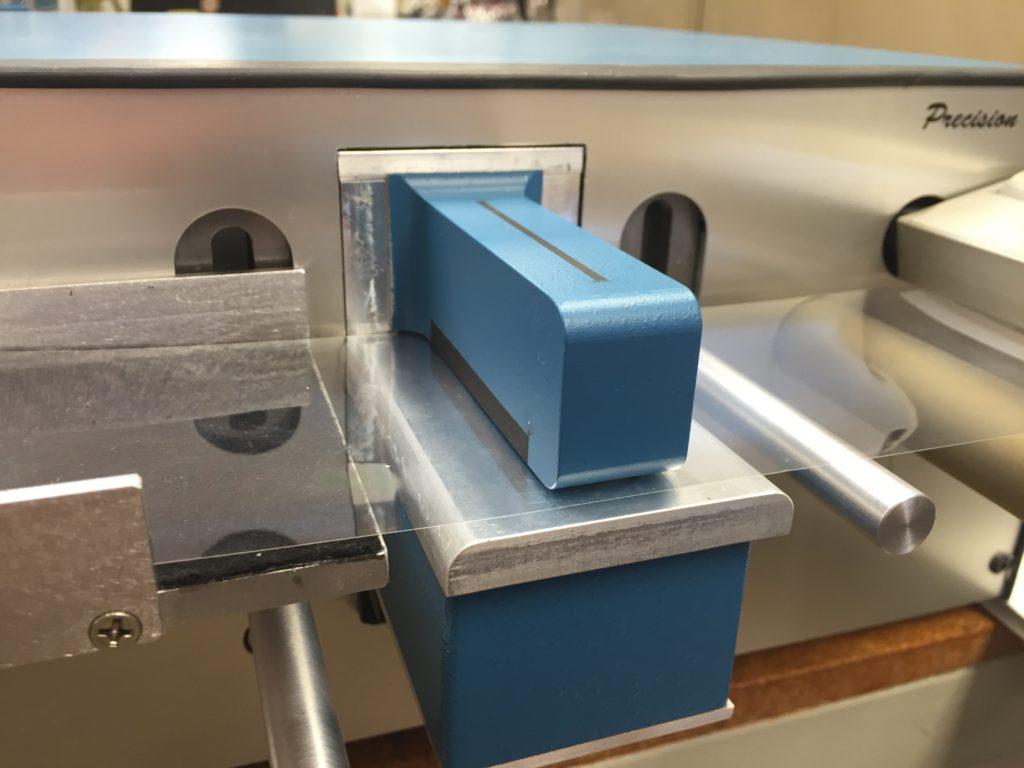 Solvetech S Precision Plastic Film Thickness Gauge