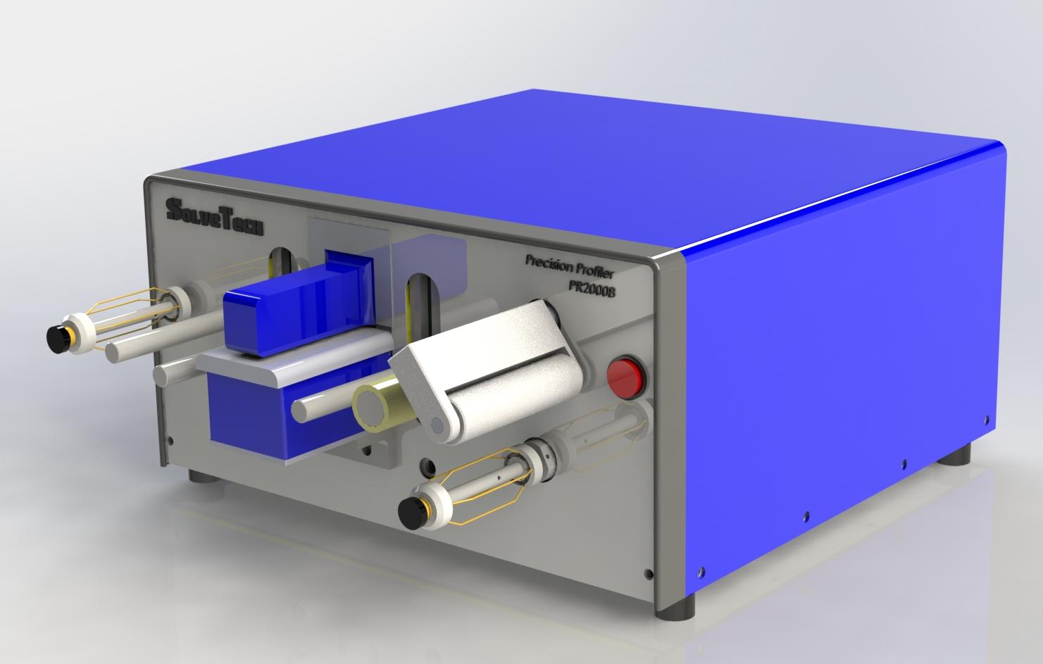tools for measuring plastic film
